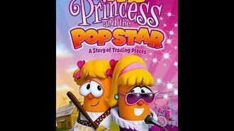 Previews From Veggietales The Princess And The Popstar 2011 DVD
