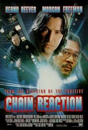 1996 - Chain Reaction Movie Poster