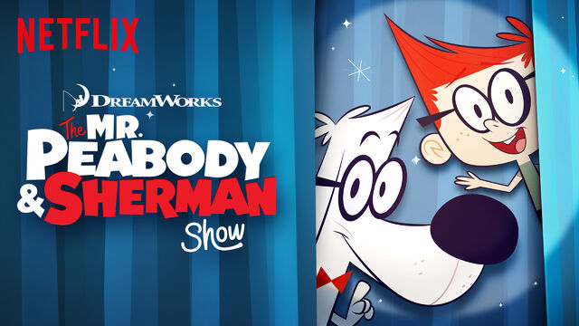 File:The Mr Peabody & Sherman Show.jpeg