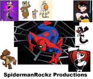 SpidermanRockz Productions