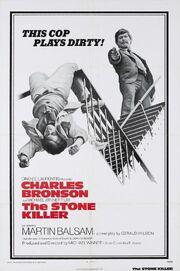 1973 - The Stone Killer Movie Poster