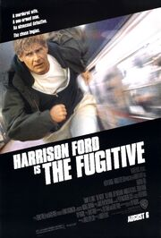1993 - The Fugitive Movie Poster