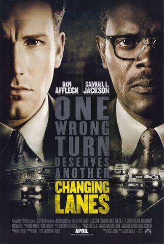 File:2002 - Changing Lanes Movie Poster.jpg