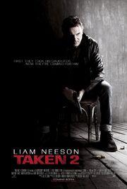 2012 - Taken 2 Movie Poster