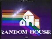 Random House Home Video 1980s Logo