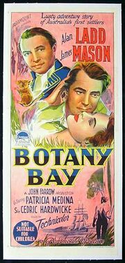 1953 - Botany Bay Movie Poster