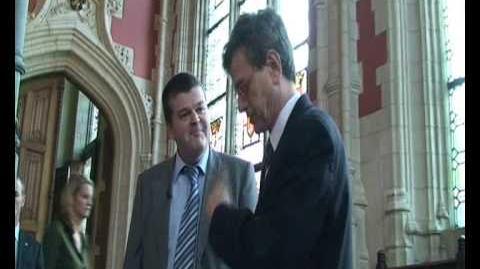 Bezoek ambassadeur VS aan Mechelen