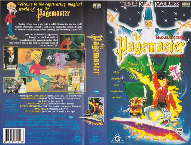File:The Pagemaster Australian VHS.jpeg