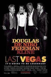 2013 - Last Vegas Movie Poster