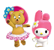 Tessie and My Melody