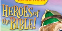 CartoonTales: Bible Heroes Triple Feature