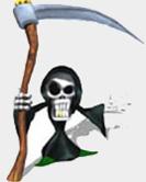 Gregg the Grim Reaper