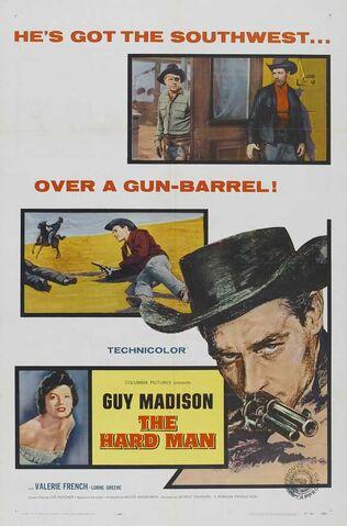 File:1957 - The Hard Man Movie Poster.jpg