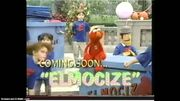 Elmo and Monty in Elmocize from Sesame Street Videos and Audio Promo