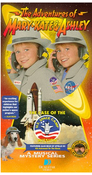 The Adventures of Mary Kate and Ashley VHS 2