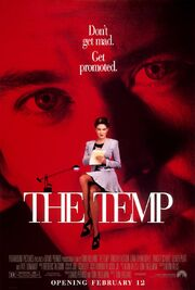 1993 - The Temp Movie Poster