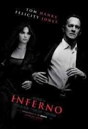 2016 - Inferno Movie Poster