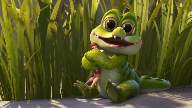 File:Pirate-Fairy-baby-crocodile-screenshot-tinker-bell.jpg
