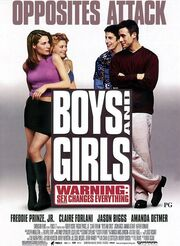 2000 - Boys and Girls Movie Poster