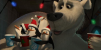 Ted the Polar Bear (Character)