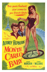 1952 - Monte Carlo Baby Movie Poster