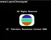 1993 TVB International Limited Copyright Screen in English