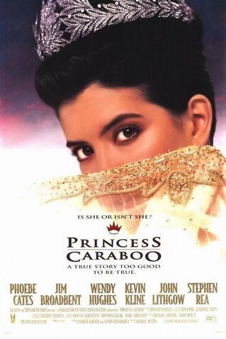 File:1994 - Princess Caraboo Movie Poster.jpg