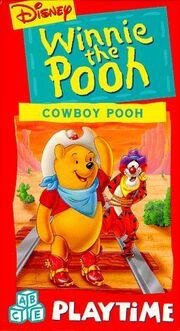 Cowboy Pooh VHS