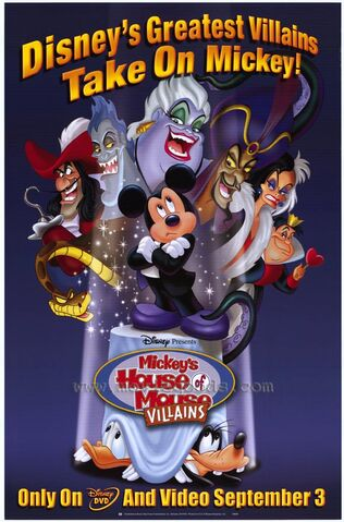 File:Mickey's House of Villains Poster.jpg