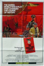 1977 - The Eagle Has Landed Movie Poster