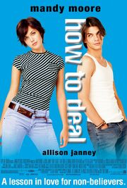 2003 - How to Deal Movie Poster