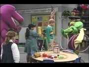 Barney's colors and shapes preview