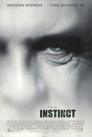 1999 - Instinct Movie Poster