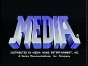 Media Home Entertainment 1988 Logo