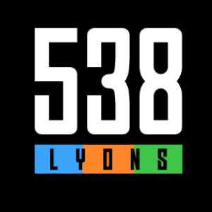 File:538 Lyons logo with no byline.png