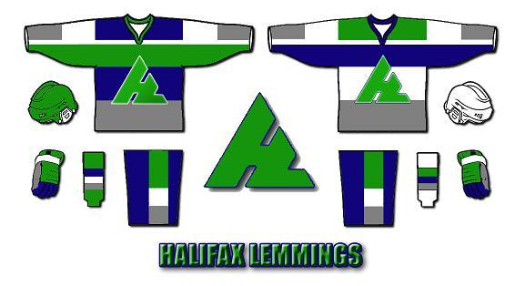 Halifax uniform