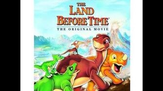 Opening to The Land Before Time 2015 Blu-Ray