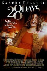 2000 - 28 Days Movie Poster