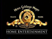 Leo in MGM Home Entertainment Logo