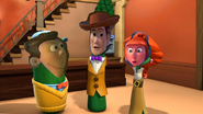 Lucy sheen and woody