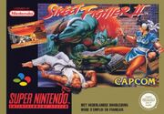 Street Fighter II - The World Warrior (Europe) snes