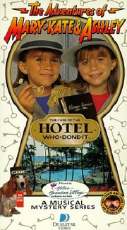 The Adventures of Mary Kate And Ashley VHS 4