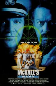 1997 - McHale's Navy Movie Poster