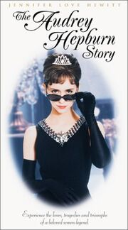 The audrey hepburn story vhs