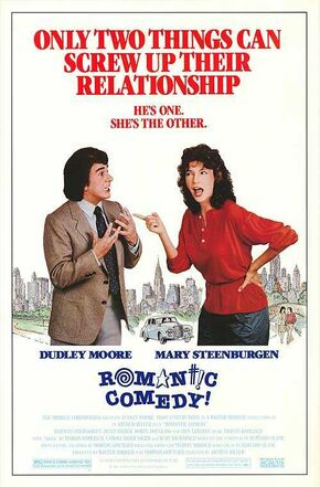 Poster - Romantic Comedy (1983)