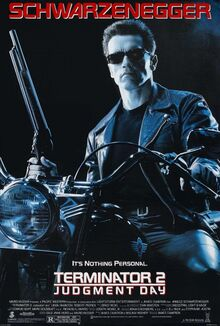 Terminator two judgement day