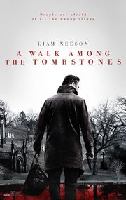 2014 - A Walk Among the Tombstones Movie Poster