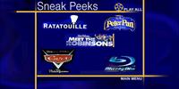 Cars DVD Sneak Peeks