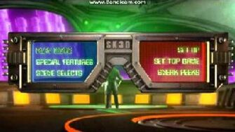 Opening to Spy Kids 3 Game Over 2004 DVD