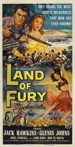 File:1954 - Land of Fury Movie Poster.jpg